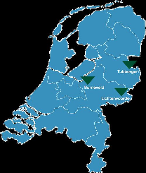 Kaart_Nederland_VanWestreenen